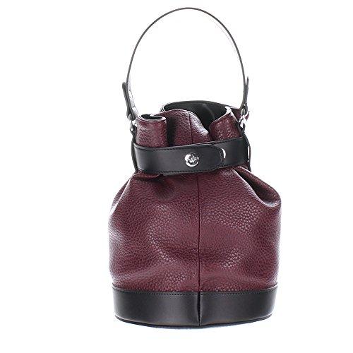 Armani Bandoulière Jeans Rot Femme Sac Rouge q8qrTp