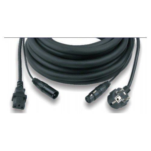 SOUNDSATION Câble phono Filet pour enceinte actif (3 x 2,5 mm2 15 m)