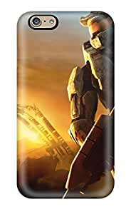 New Style 7077227K41161222 Scratch-free Phone Case For Iphone 6- Retail Packaging - Halo