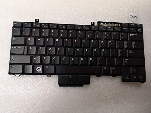 New for Dell Latitude E6400 E6500 E5400 E5500 E6510 E5410 Backlit Keyboard HT514 0HT514 -  TSZPY