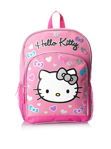 Hello Kitty Pink 16 inch Backpack