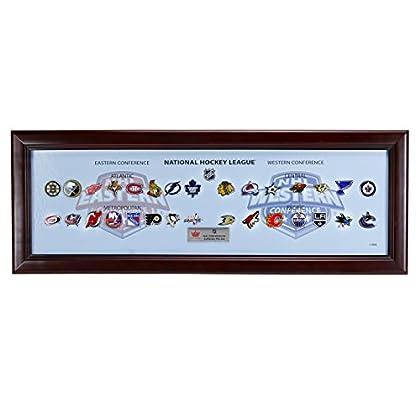Image of aminco NHL League Logo Pin Set Sport