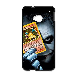 Unique movie card clown Cell Phone Case for HTC One M7