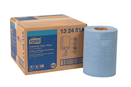 Tork 132451A Industrial Paper Wiper, Centerfeed, 4-Ply, 10.0