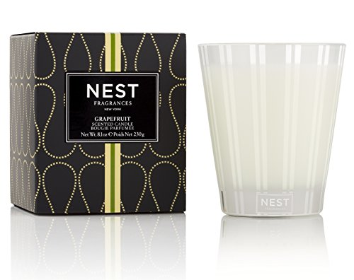 - NEST Fragrances Classic Candle- Grapefruit , 8.1 oz - NEST01-GF