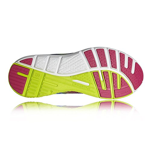 Super Asics Gelb Gel Damen Blau Fitnessschuhe Outdoor J33 Pink C57qrw5