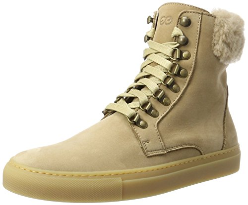 Escada Damen As404 Stiefel Beige (Light Camel)