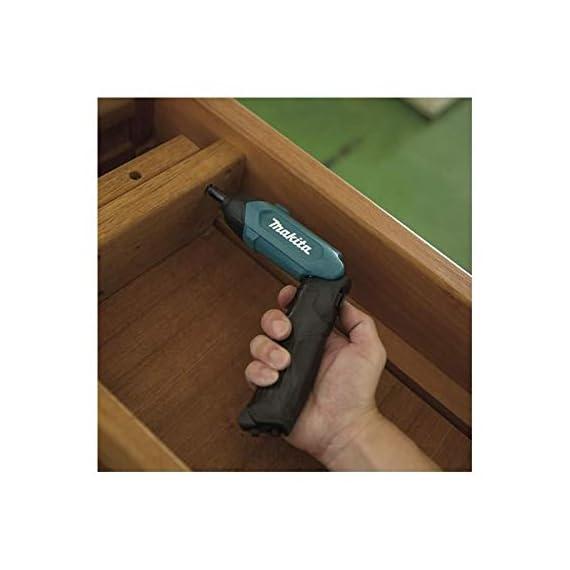 Makita DF001DW In-line screwdriver 5