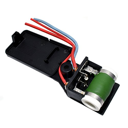 New Motor Engine Cooling Fan Motor Radiator Resistor UPGRADED Relay Kit For 2003 2004 2005 2006 2007 2008 Mini Cooper 17117541092R, 17 11 7 541 092R:
