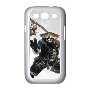 Samsung Galaxy S3 9300 Case White Chen Stormstout Cell Phone Case Cover O2M7FJ
