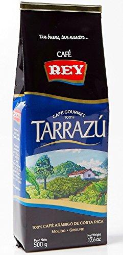 ta Rica Bean Premium Coffee, 17.6 oz. (500 Gr) (Rey Beans)