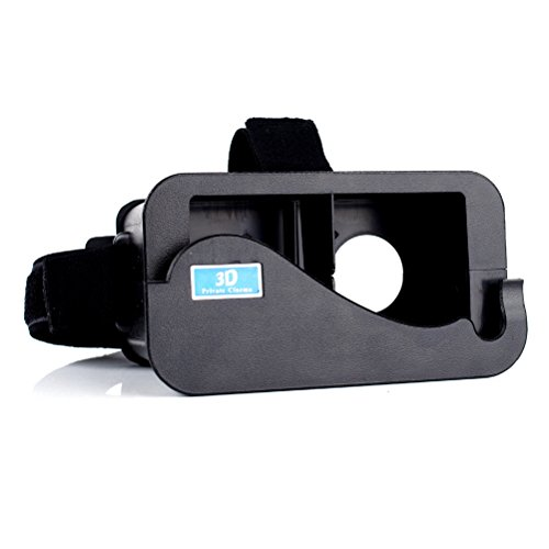 Foxnovo Universal Headband 3D Virtual Reality Glasses Video Moive Game Glasses