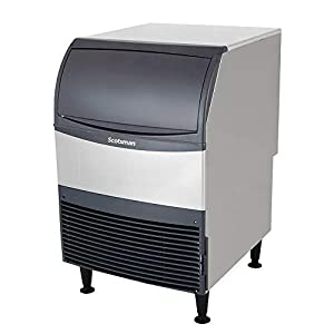 Scotsman UF424A-1 Undercounter Flake Ice Maker – 440-lbs/day, Air Cooled, 115v