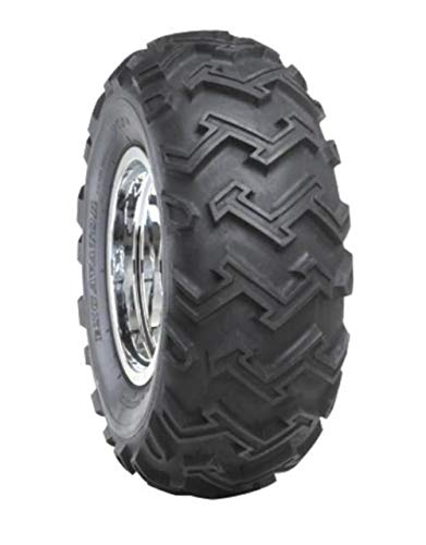 Duro HF274 Excavator Tire - Front/Rear - 24x11x10 , Tire Size: 24x11x10, Tire Application: Mud/Snow, Rim Size: 10, Position: Front/Rear, Tire Ply: 6, Tire Type: ATV/UTV 31-27410-2411C