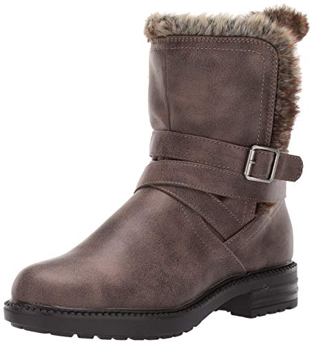 Report Women's Nesta Ankle Boot, Brown, 7.5 M ()