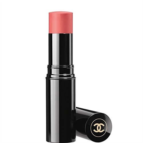 CHANEL LES BEIGES HEALTHY GLOW SHEER COLOUR STICK # N21 (Chanel Rose Lipstick)