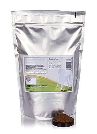 2kg Magnesio Óxido - 80% Aliviador Óxido Magnesio - Caballo Equino suplemento: Amazon.es: Jardín