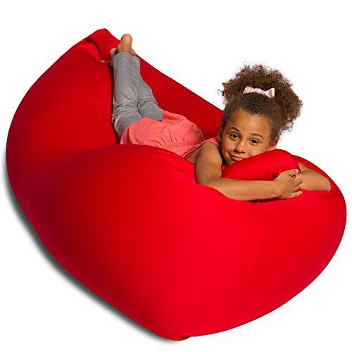 Big Squishy Portable And Stylish Bean Bag Chair Medium