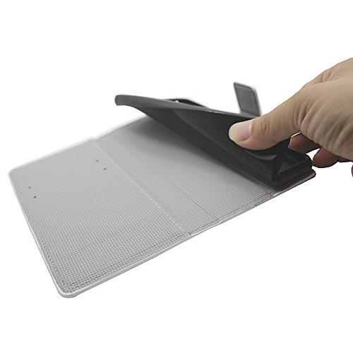 Funda Iphone, Tiger patrón horizontal Flip caja de cuero con titular y ranuras para tarjetas y cartera para Samsung Galaxy S IV / i9500 ( SKU : S-SCS-3795G ) S-SCS-3795N