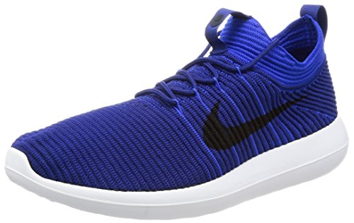 factory authentic 0fc23 a3d8e NIKE Mens Roshe Two Flyknit V2 Running Shoe (10.5 D(M) US,