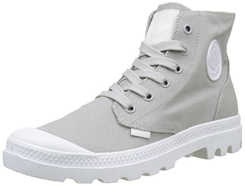 Palladium Heren Pampa Hi Blanc Boots, Grijs Grijs