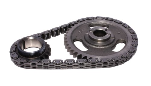 Competition Cams 3230 High Energy Timing Chain Set for 351 Windsor Ford, 1972 and ()
