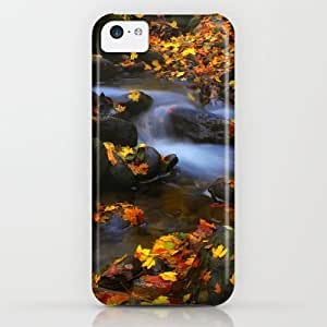 Society6 - Autumn Flow iPhone & iPod Case by Dragos Dumitrascu