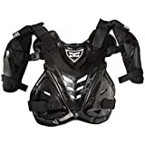 Kali Protectives 2014 Kavaca HS Chest Protector (Black - M)