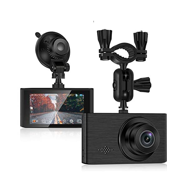 CAIDROX Dash Cam for Cars