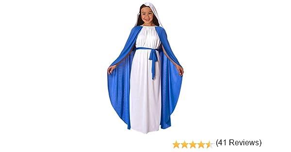 Traje de Natividad de Virgen María para niños Traje de niños de ...