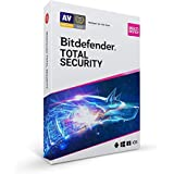 Bitdefender Total Security 2021 - 5 Devices | 2 year Subscription | PC/Mac | Activation Code by Mail