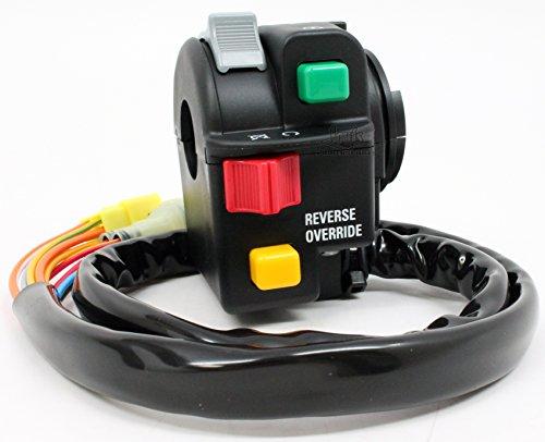Arctic Cat 400 500 650 Left Hand Switch Headlight Start Button 0509-014 04 05 06