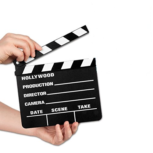 Rhode Island Novelty Hollywood Slate Board