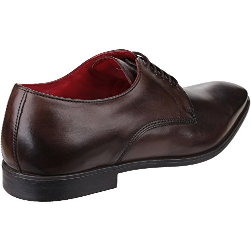 Base M London Mens US George 7 Oxford Mens Cocoa 40 zzB07rvp