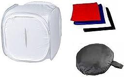 Fancierstudio 30 inch Table Top Photo Studio Photography Softbox Light Tent Cube Soft Box by Fancierstudio LT30