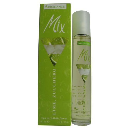 Arrogance Mix By Arrogance Mix For Women Lime Sugar Edt Spray 3.38 Oz ()