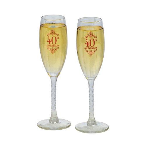 40th Anniversary Flutes - 1