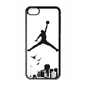 iPhone 5C Csaes phone Case Michael Jordan QD92626