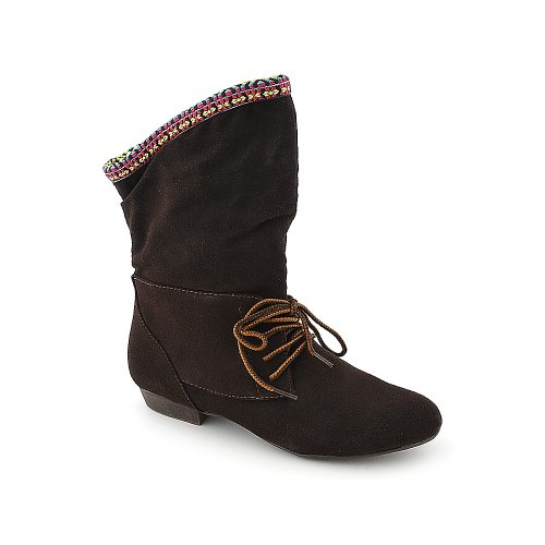 Bambus Womens Piknik-03 Boot Brown ...