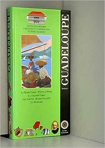 Martinique (encyclopedie du voyage france): guide gallimard.