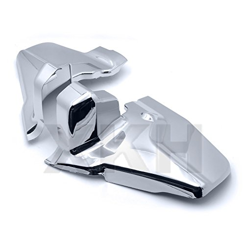 XKH Group Chrome Engine Lower Side Frame Covers For Honda Goldwing GL1800 2001-2011 02 03