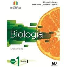 Projeto Múltiplo. Biologia - Volume 1