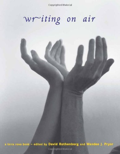 Read Online Writing on Air (Terra Nova Books) pdf epub