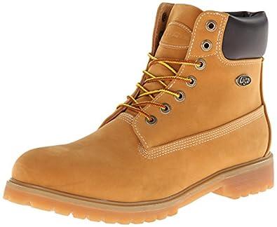 Amazon.com | Lugz Men's Convoy Lace-Up Work Boot