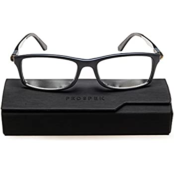 5594ca2efc Computer Glasses - PROSPEK - Dynamic - Blue Light Blocking Glasses - Anti  Blue Light Glasses - Large Size