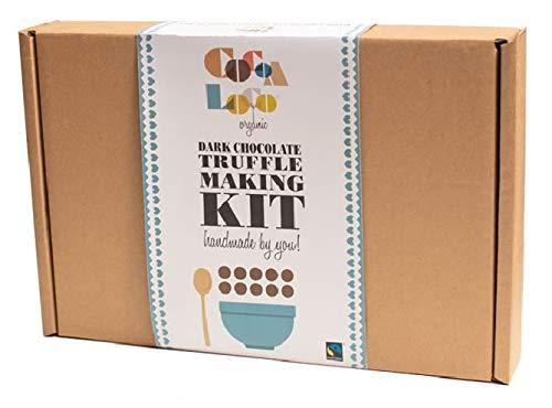 Cocoa Loco Chocolate Truffle Making Kit Vegan Friendly