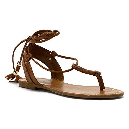 Chiamalo Sandalo Flat Sandal Donna Primavera Legale