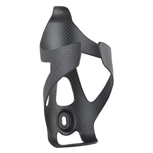 - Anjoy Ultra Light Full Carbon Fiber Bicycle Bike Water Bottle Cage Holder for Road Bike MTB