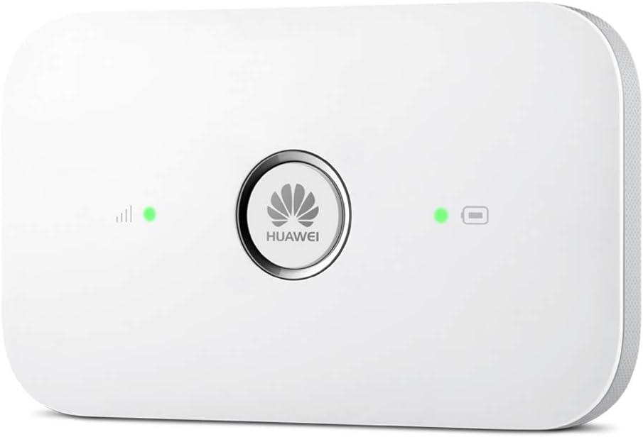 Huawei E5573Cs 322 Routeur sans fil 4G LTE, CAT4 150Mbps, Blanc