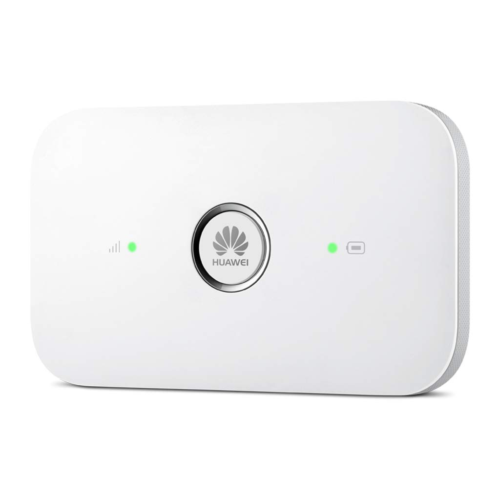 Huawei E5573C – Wi-Fi móvil (150Mbps de Velocidad de Descarga, Wi-Fi Hotspot/Router de bajo Consumo energético, Ranura de Tarjeta SIM, hasta un máximo ...